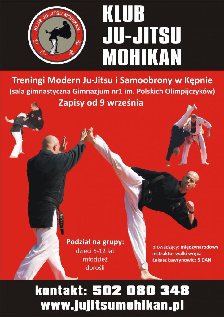 Plakat MOHIKAN 2013 2